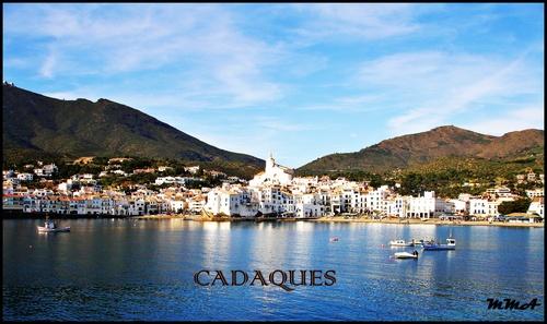 pocztówka z Cadaques