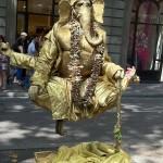 la-rambla-artysta-uliczny