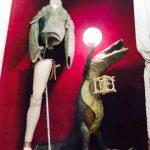 Krokodyl Dalego w Teatr-Muzeum