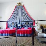 Małżeńskie łoże państwa Dali
