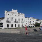 Budynek starego kasyno w Cadaques